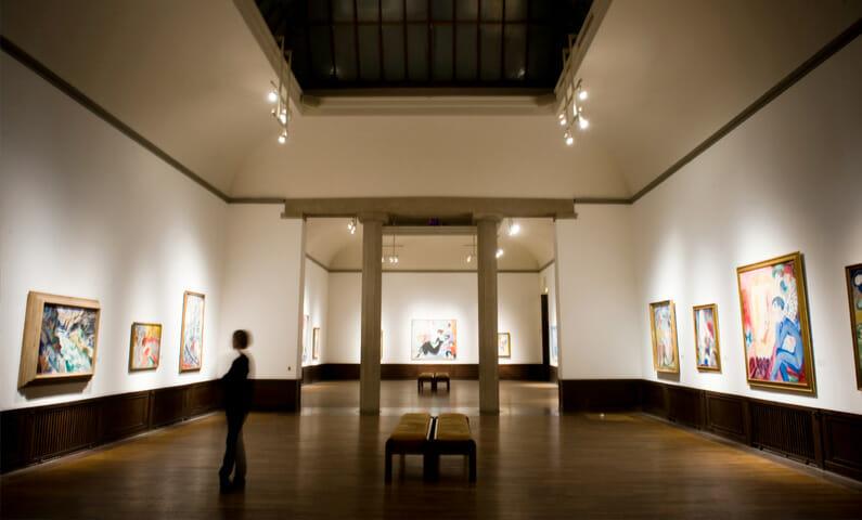 Liljevalchs art museum in Stockholm