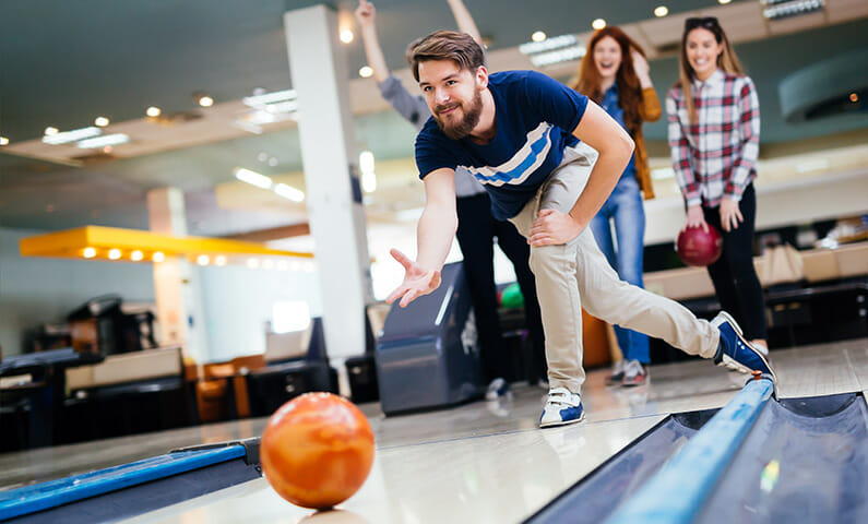 Bowling centers in Stockholm