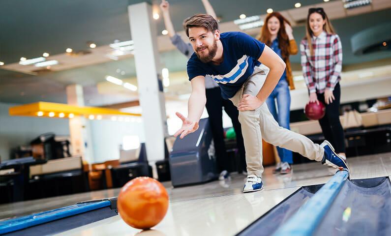 Bowling i Stockholm