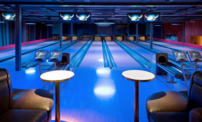 John Scott's Kungsgatan bowling