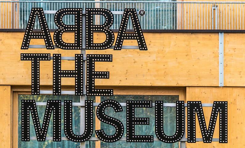 ABBA The Museum Djurgården