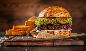 Best places to eat burgers in Stockholm