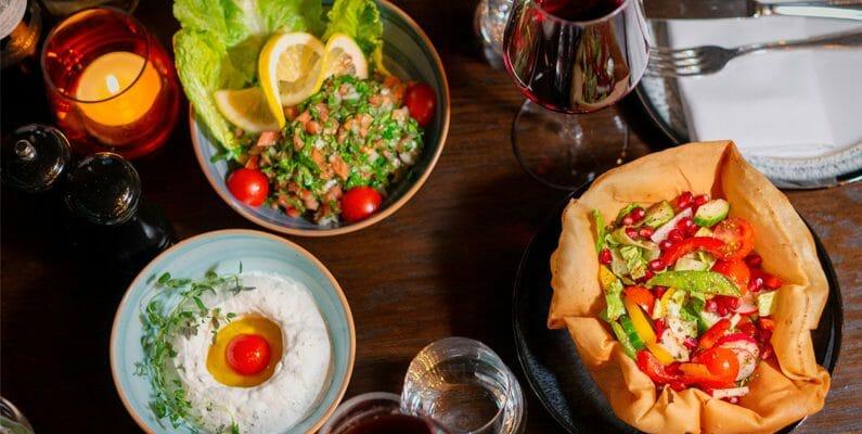 Vegetariska restauranger Stockholm