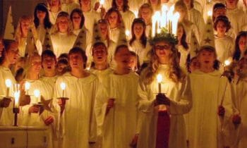 Celebrate Lucia with song and music in Stockholm 2014