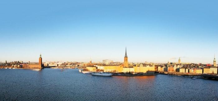Sightseeing i Stockholm från alla vinklar