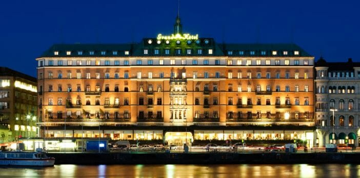 Your guide to Stockholm's most beautiful buildings