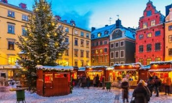Christmas Markets in Stockholm 2014