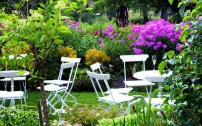 Stockholm garden café