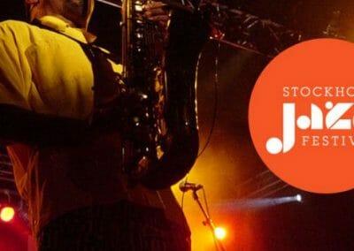 Enjoy great music at Stockholm Jazz Festival