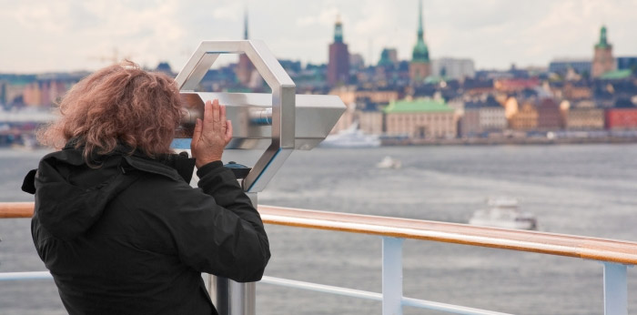 Find the most astonishing views in Stockholm