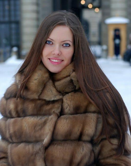 шубы в Стокгольме. Drottninggatans Päls. Kiwi Furs!