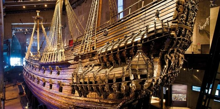 The Vasa: From disaster to success in 300 years