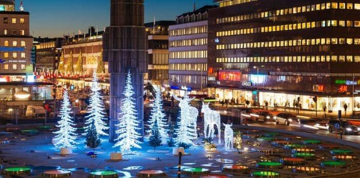 Julmarknader i stockholm for alla smaker