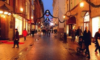 Biblioteksgatan: Stockholm's most exclusive shopping street