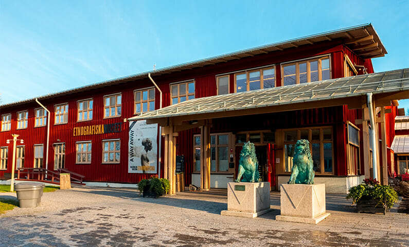 Museum of Ethnography in Stockholm