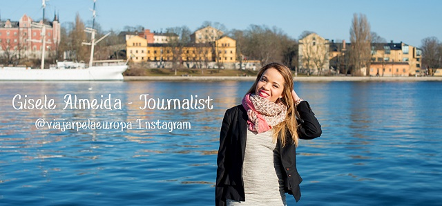 Brazilian journalist join the View Stockholm bloggers