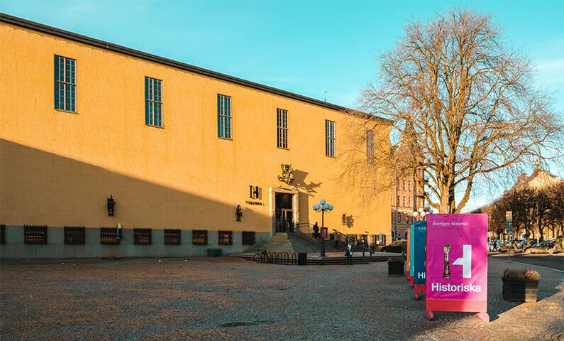 Historiska museet i Stockholm