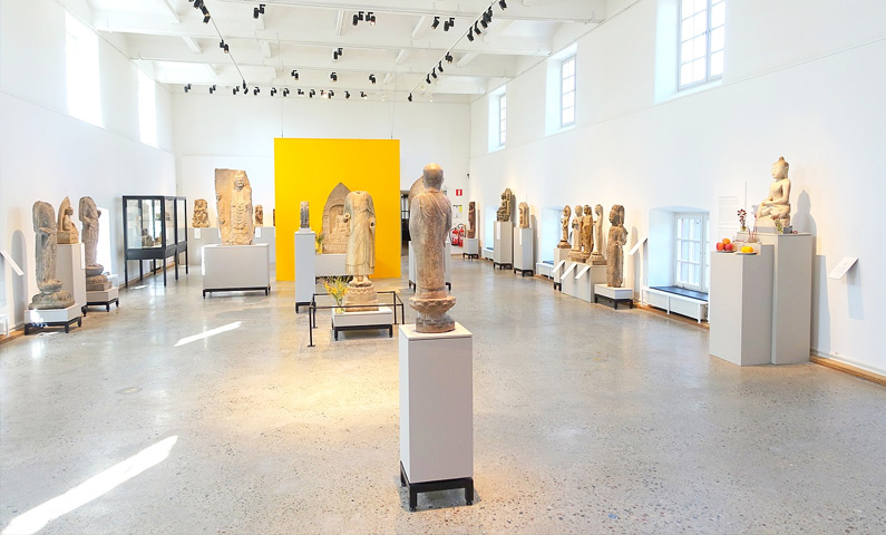 Museum of East Asia in Stockholm