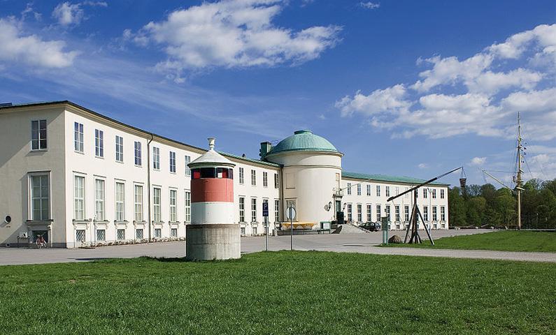 Sjöhistoriska museet Stockholm