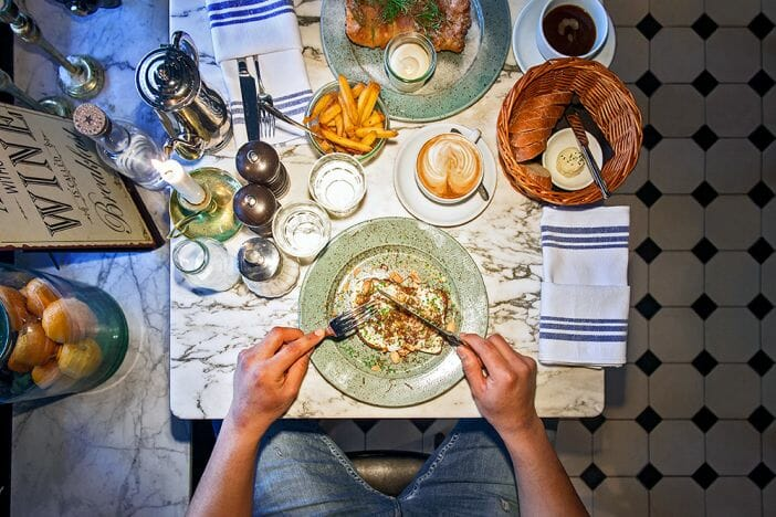 Food blogger memories and purposes