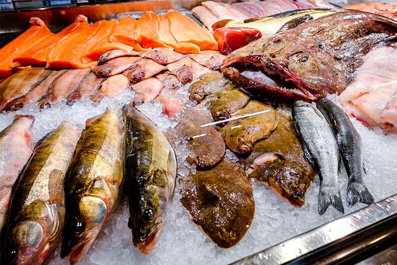 Stockholm's best food markets