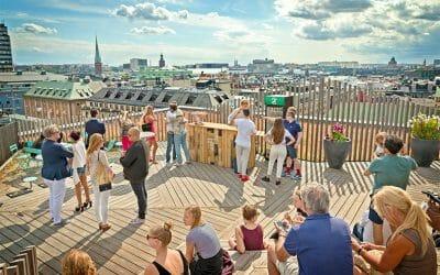 Stockholms bästa takbarer