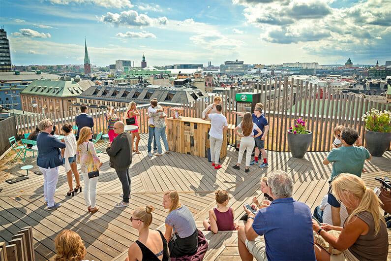 Stockholm's Best Rooftop Bars