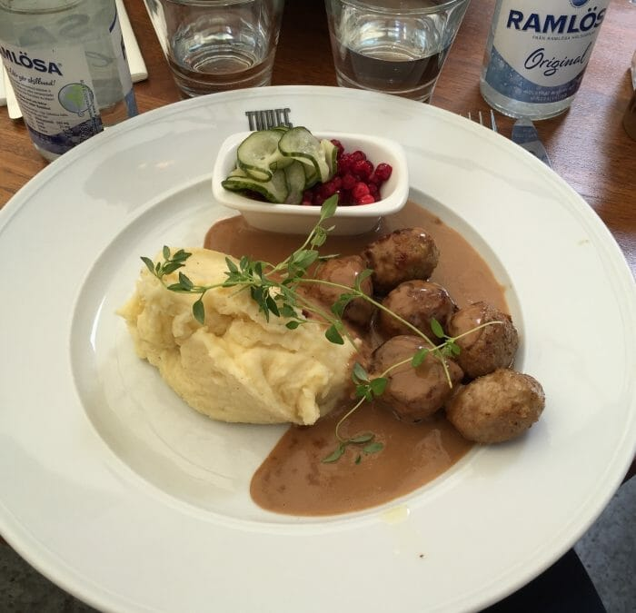 Where to have those Swedish meatballs
