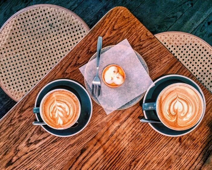 Fika at Café Pascal, a must visit in Stockholm's restaurant scene
