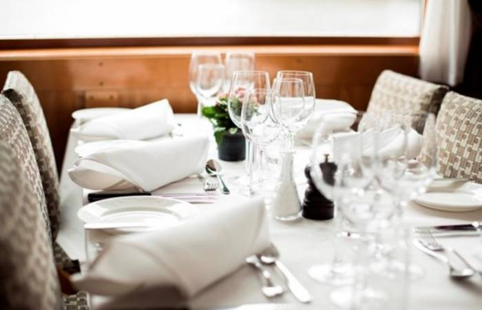 Dinner cruises in Stockholm archipelago