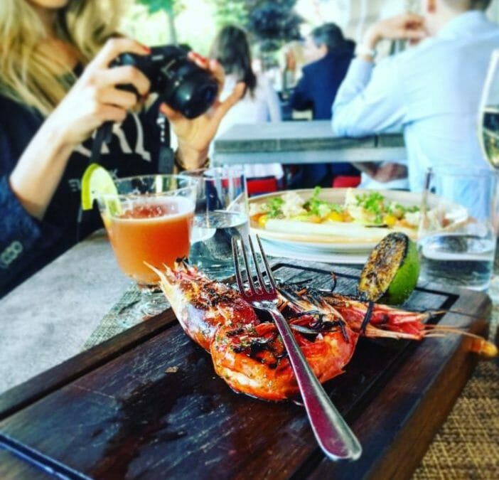 Blogging Dinner at Vassa Eggen, one of Stockholm's best