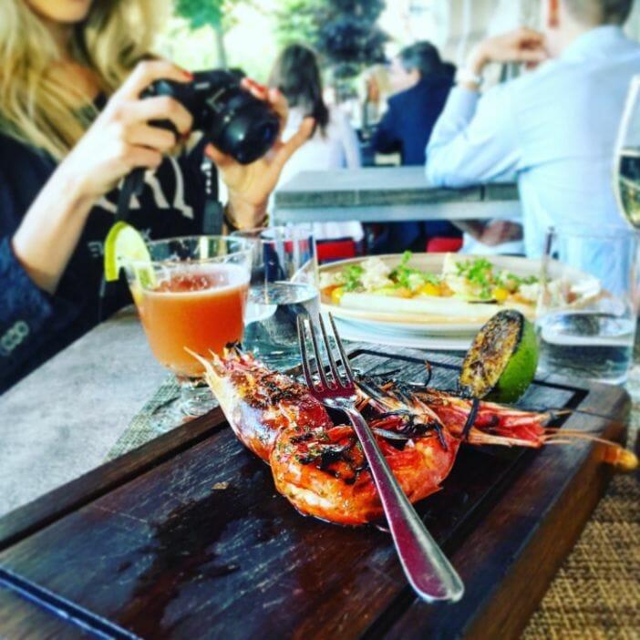 blogging, dinner, foodblog, matblogg, foodstyling, Stockholm, Stureplan, shrimps