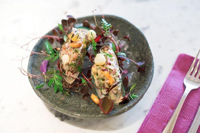 Barranco peruansk mat