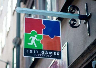 Exit Games Stockholm 1