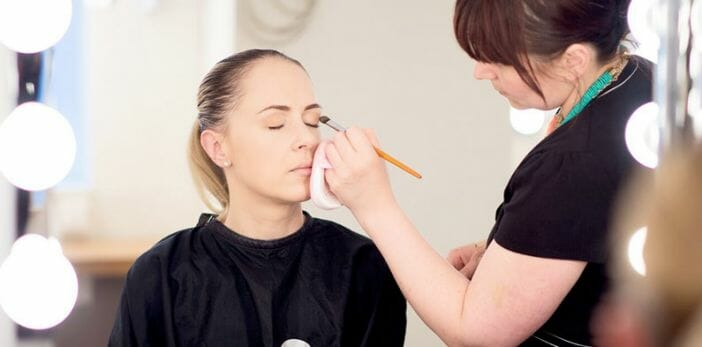Become a professional makeup artist at Make Up Institute Stockholm