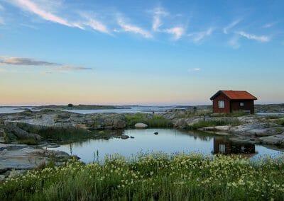 Bästa öarna i Stockholms skärgård