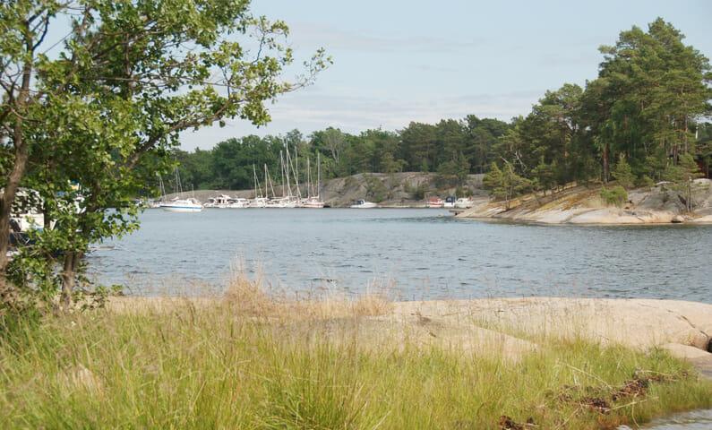 Stockholms skärgård Finnhamn