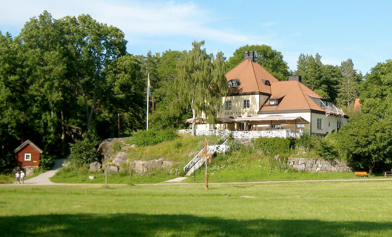 Grinda i Stockholms skärgård