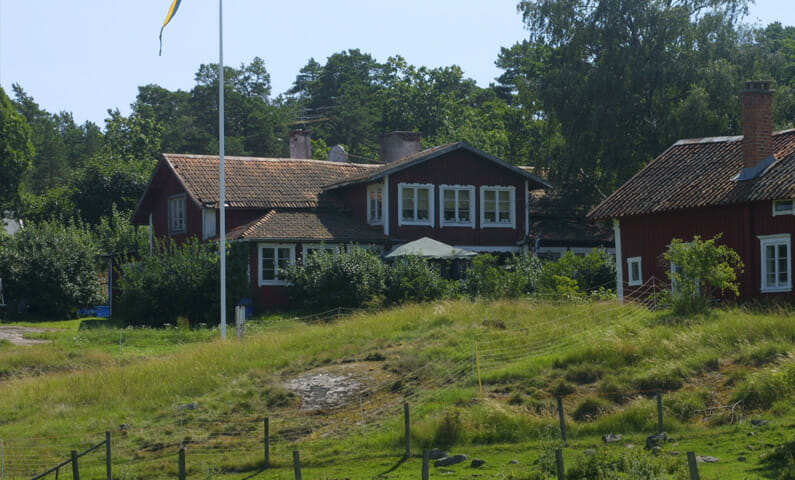 Kymmendö in Stockholm archipelago
