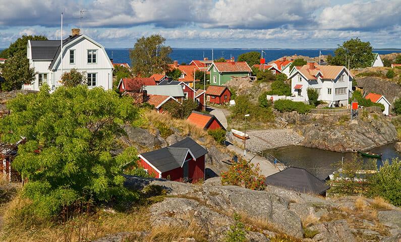 Öja / Landsort i Stockholms skärgård