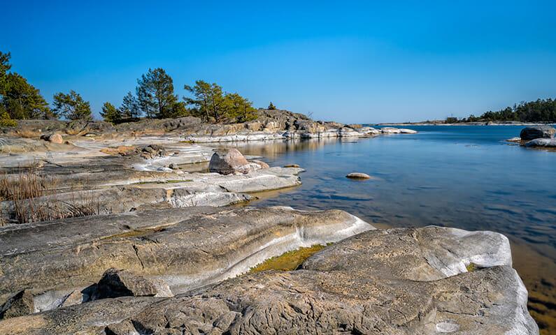 Bästa öarna i Stockholms skärgård View Stockholm