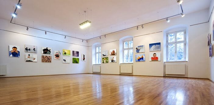 Best art galleries in Stockholm