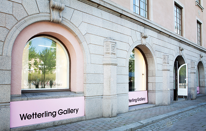 Wetterling gallery Stockholm