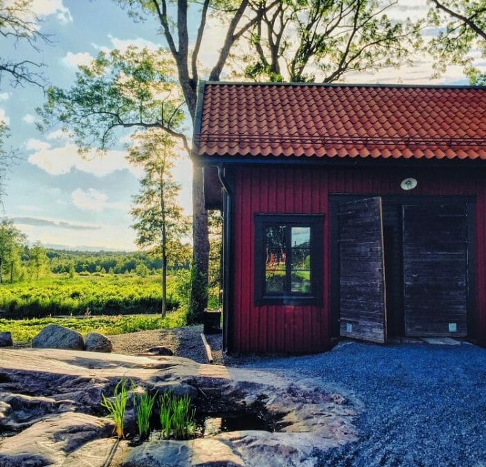 Siggesta Gård, a countryside paradise in the Stockholm archipelago