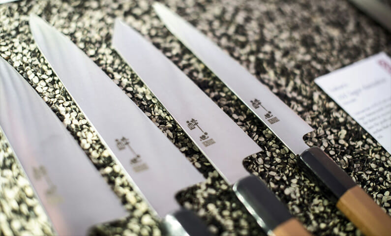 Japanese Quality Knives in Stockholm