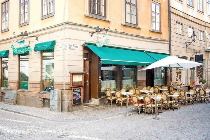 Slingerbulten Stockholm
