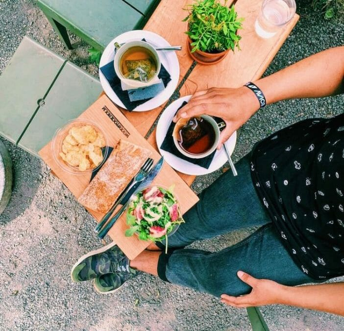 Summer fika in Stockholm, from an ecological and sustainable approach