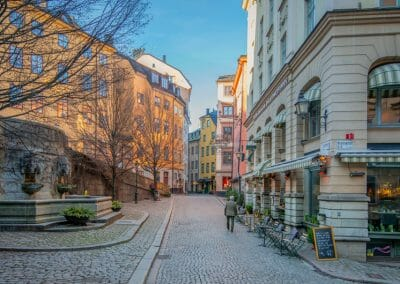 Promenera i Stockholm – stans 10 bästa gator för promenader