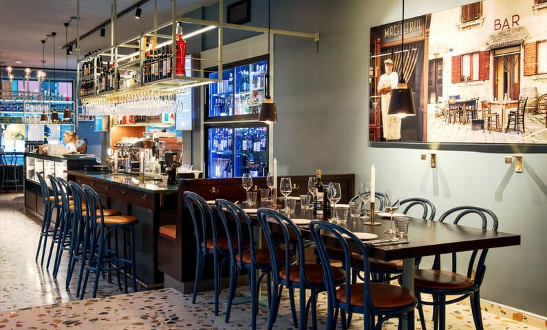 Deli Di Luca restaurang Stockholm