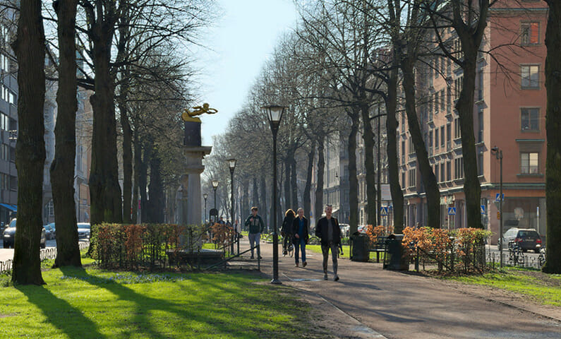 Karlavägen Stockholm